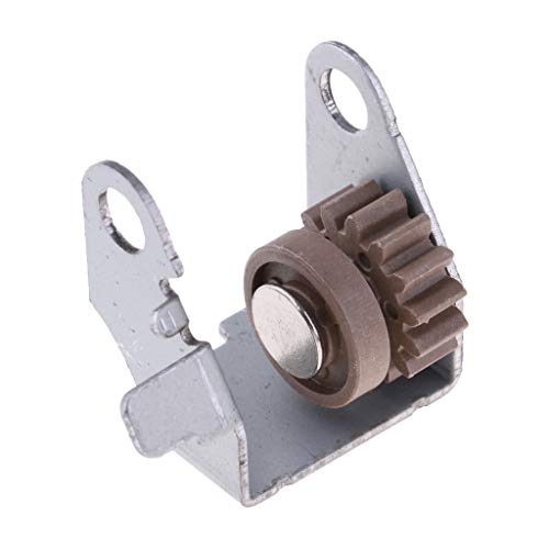kesoto RF5-2409-000 Fuser 14T Gear with Metal Bracket for HP5100 Printer ()