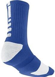 Nike Elite Performance Sock LG - Royal/White