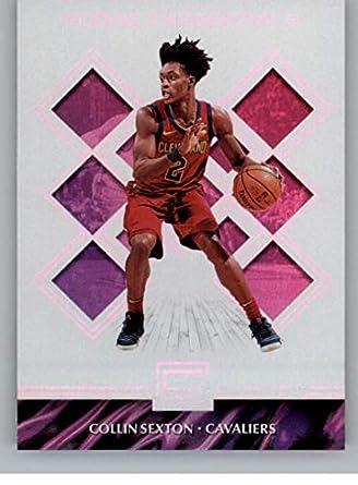 new styles 62d33 369de Amazon.com: 2018-19 NBA Status Rookie Credentials #38 Collin ...