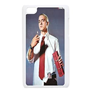 Steve-Brady Phone case Superstar Eminem Marshall Mathers FOR IPod Touch 4th Pattern-12 by mcsharks