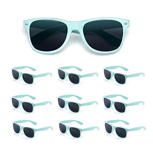 10 Pack Bulk Wholesale Party Sunglasses supplies,Perfect Novelty Party Favor for women men