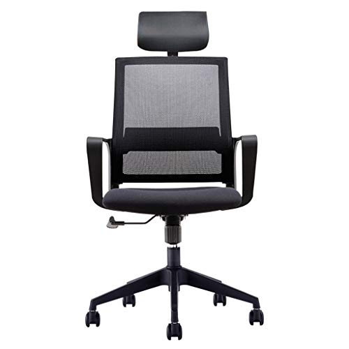 Round Tilt Top Accent Table - XHHWZB Office Chair Black Ergonomic Swivel Mesh Task Chair High Back Padded Desk Chair with Foldable Armrest Head Support Height Adjustable