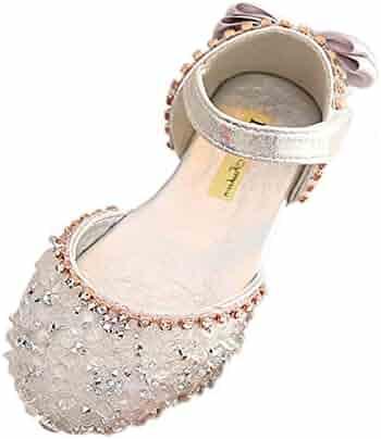 Sale Baby Kids Beach Crystal Princess Weave Cross Boho Dancing Ballroom Latin Shoes Sandals ZSBAYU Sandals for Girls