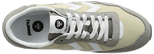 Dove Adults' Sneakers Ii Reflex Unisex White Sport Grey Low Hummel Top Grey H5qwPxx