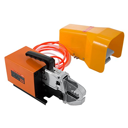 Mophorn Pneumatic Crimping Tool AM-10 Pneumatic Air Powered Wire Terminal Crimping Machine Crimping Up to 16mm2 Pneumatic Crimper (AM-10 Crimper) by Mophorn