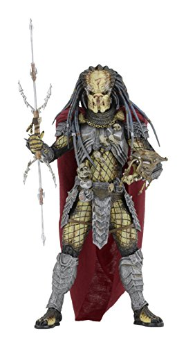 NECA Predator Series 17 AVP Elder Action Figure, 7