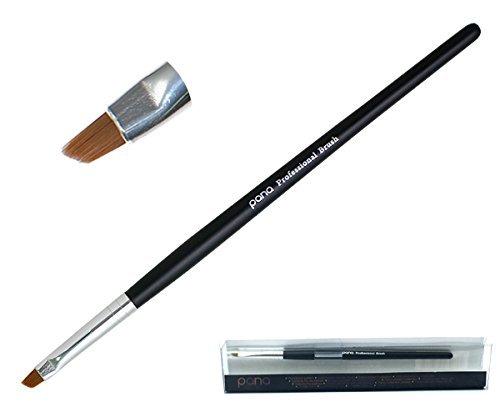 Pana Professional Premium Gel, Liquid, Cream, Powder Fine Eyeliner Makeup Brush. Real Technique Expect liner Brush.