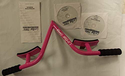 Lo-Bak TRAX Portable Spinal Traction Device, Pink