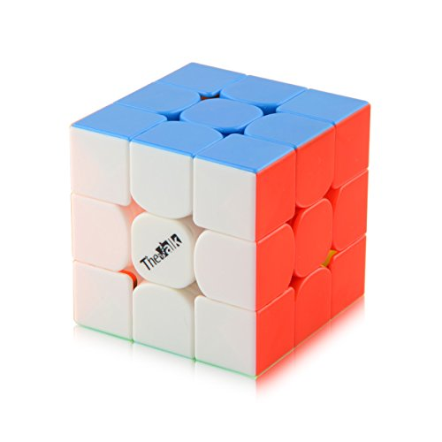 D-FantiX QiYi Valk 3 Speed Cube 3x3 Stickerless The Valk3 Magic Cube Puzzles