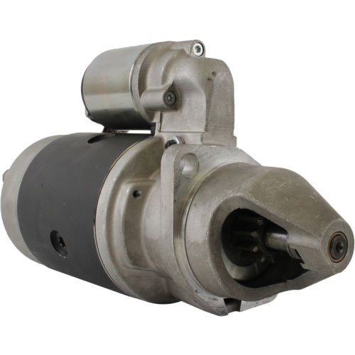 DB Electrical SBO0112 New Starter For John Deere Tractor 1040 1140 1640 1750 1840 1850 1950 2040, 2140 2155 2240 2250 2345 2355 2450 2555, 840 940 940V BSR901X IMI25208-002 IS0533 IS1059 MS264 MS334