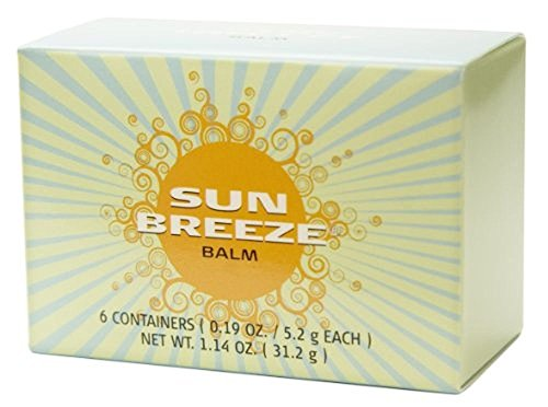 Sunbreeze Balm - 6 Small Containers