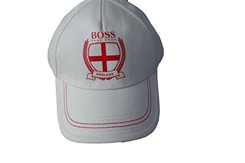 Boss de para Blanco Blanco única Hugo Talla Hombre béisbol Gorra 4xO6wId