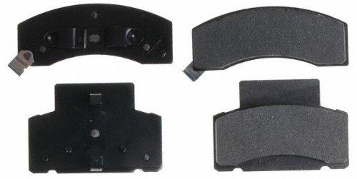 Raybestos SGD459M Service Grade Semi-Metallic Disc Brake Pad ()
