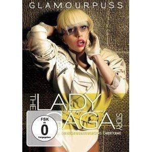 The Lady Gaga Story ( Glamourpuss: The Lady Gaga Story ) [ NON-USA FORMAT, PAL, Reg.0 Import - United Kingdom ] by Lady Gaga