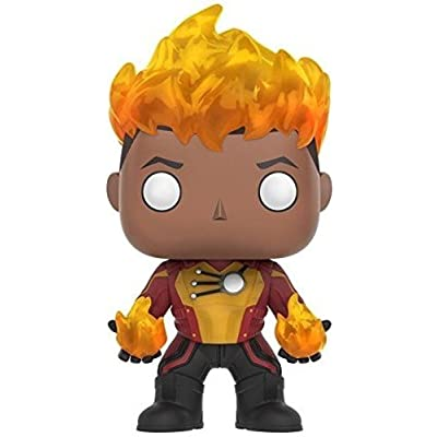 Funko POP TV: Legends of Tomorrow - Firestorm Action Figure: Funko Pop! Television: Toys & Games
