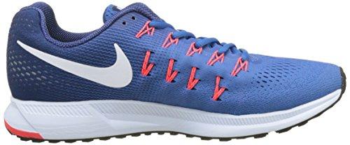 Nike Herren 831352-403 Trail Runnins Sneakers Blau (racer blau/midnight navy blau/blau glow/weiß)