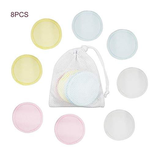 New-look Cotton Cleansing Pad Waschbarer Make-up-Entferner 99,9 Baumwolltücher Entferner-Pads Können Recycelt Werden