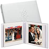 Professional FANFARE wedding embossed album for