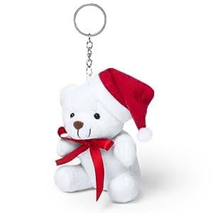 Lote de 20 Llaveros Peluche Navidad - Detalles baratos para ...