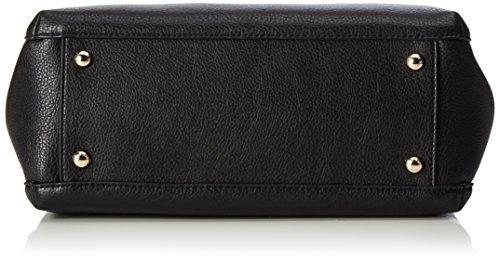 Tommy Hilfiger Th Core Satchel - Borse a secchiello Donna, Schwarz (Black), 15x23x26 cm (L x H D)