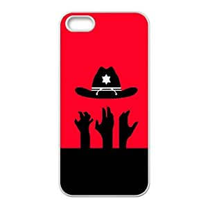 custom iphone5,iphone5s Case, The walking dead hard back case for iphone5,iphone5s at Jipic (style 9)