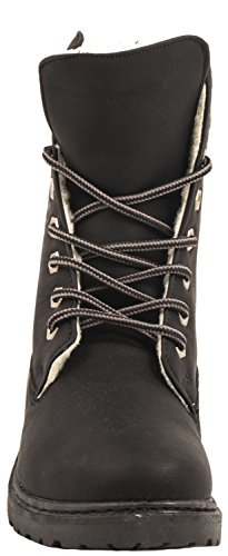 Elara Women's Boots grey grey Black 53s3Uvf