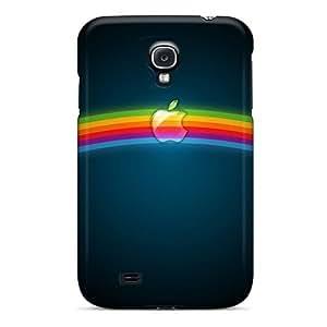 Rainbow Mac Flip Case With Fashion Design For Case Samsung Galaxy Note 2 N7100 Cover