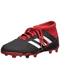 adidas Boys' Predator 18.3 Firm Ground Soccer Shoes