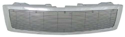 Paramount Restyling 42-0301 Full Replacement Packaged Billet Aluminum Grille with 8 mm Horizontal Bars
