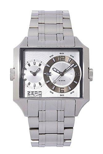 ZERO HALLIBURTON watch dual time Date ZW004S-04 Men's