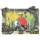 The Caribbean Pirate Picture Frame