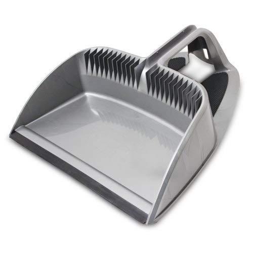 Libman Commercial 2126 Step-On Dustpan, Polypropylene, 16