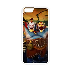 iPhone 6 Plus 5.5 Inch Cell Phone Case White Defense Of The Ancients Dota 2 OGRE MAGI 002 LWY3558633KSL
