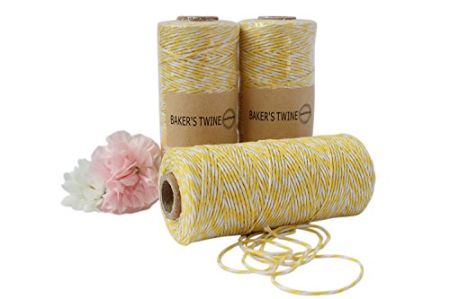 Bakers Twine 8ply Cotton String Divine Spool 135 Meter Ro...