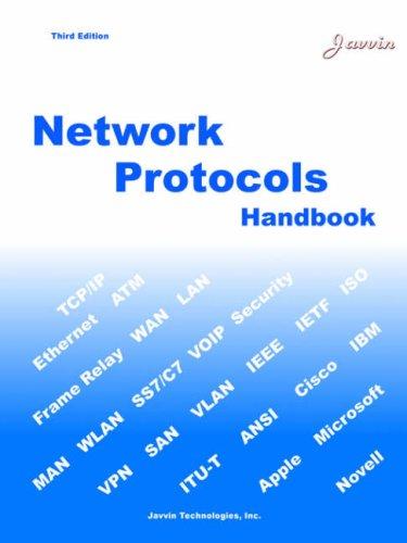 Network Protocols Handbook, 3/e-cover