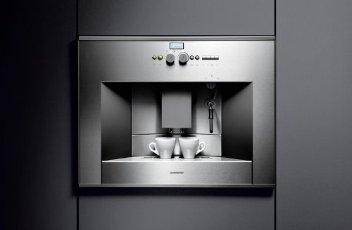 Gaggenau 200 Series Built-in Automatic Coffee Machine - CM210710 by Gaggenau