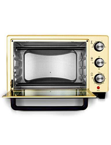 Aanrecht Convectie Oven Elektrische Oven 23L Multifunctionele Pizza Cake Brood Bakmachine 3 Laag Enkele Broodrooster Rvs…