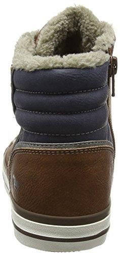Mustang 1146-601, Zapatillas Altas para Mujer Marrón (301 kastanie)