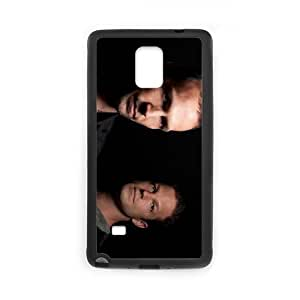 Samsung Galaxy Note 4 Cell Phone Case Covers Black Global Deejays WS0244895