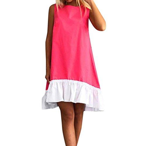 Sommerkleider knielang nahen