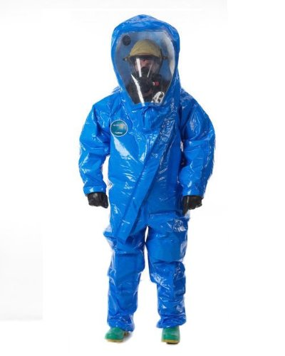 Lakeland-Interceptor-Fully-Encapsulated-Front-Entry-Level-A-Vapor-Protective-Suit-Disposable-Blue