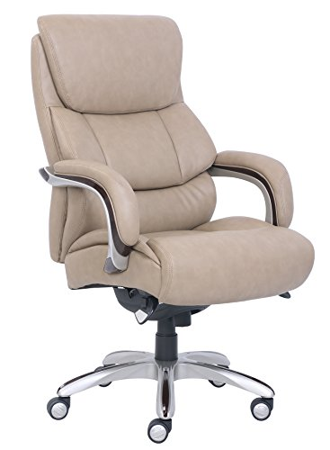 La Z Boy 45316B Executive Chair, Beige