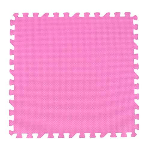 (6 Pcs EVA Foam Floor Exercise Gym Playground Carpet Durable Play Puzzle)