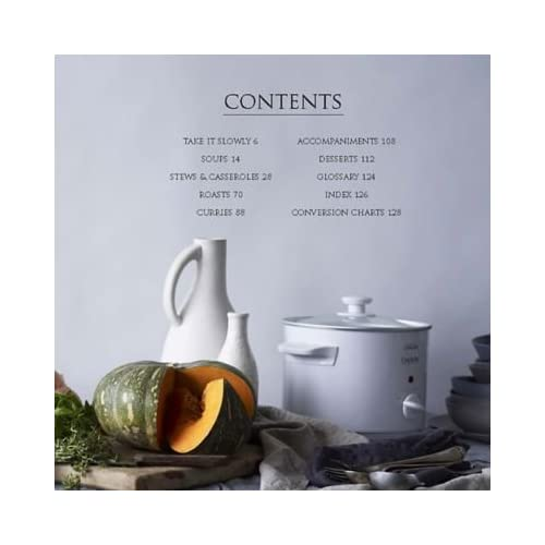 Lakeland Slow Cooking Recipe Book (Over 50 Recipes) Hardback, 128 pages by Lakeland