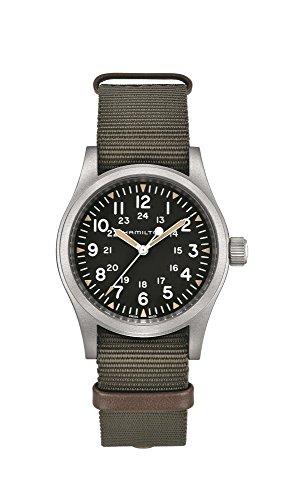 Hamilton Khaki (Hamilton Khaki Field Mechanical watch H69429931 diameter 38 mm)