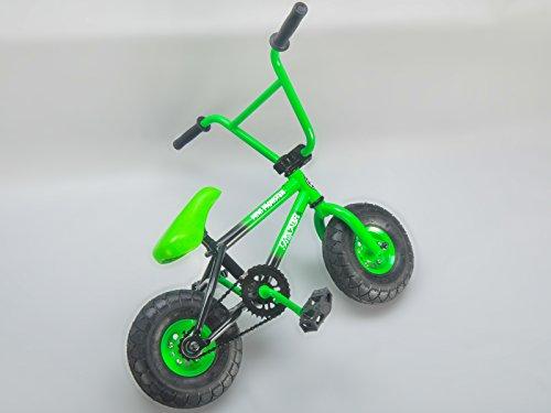 Rocker BMX Mini BMX Bike iROK+ MINI Monster GREEN RKR by Rocker BMX (Image #4)