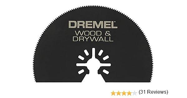 Dremel MM450 3 en madera y yeso Hoja de sierra, 50 pack, 50: Amazon.es: Industria, empresas y ciencia