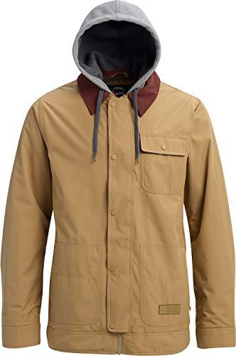 - Burton Men's Gore-Tex Dunmore Jacket, Kelp, Large