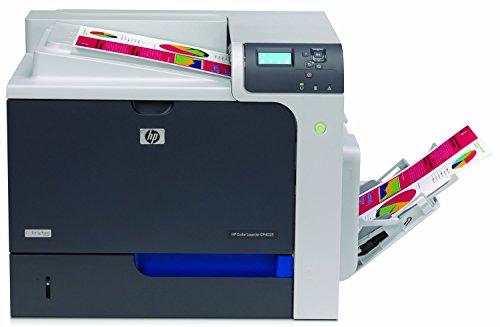 HP CC490A Color Laser Jet Enterprise Printer, Black/Silver