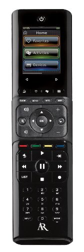 Acoustic Research ARRX18G XSight 18-Device Universal Learning Remote Control with Touchscreen Color Display (Discontinued by Manufacturer) by Acoustic Research